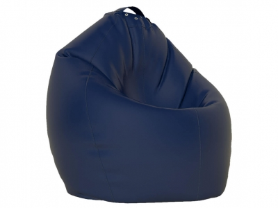 Кресло-мешок XL нейлон темно синий