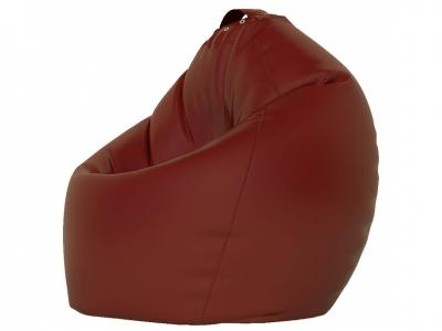 Кресло-мешок XXL нейлон бордовый