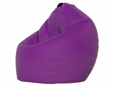 Кресло-мешок XXL нейлон сиреневый