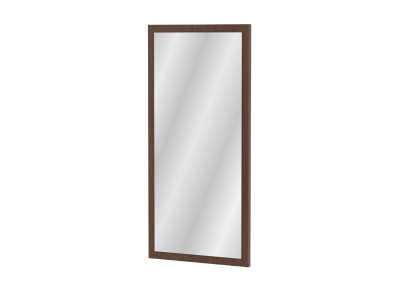 Зеркало Кэри голд венге 478х25х1000