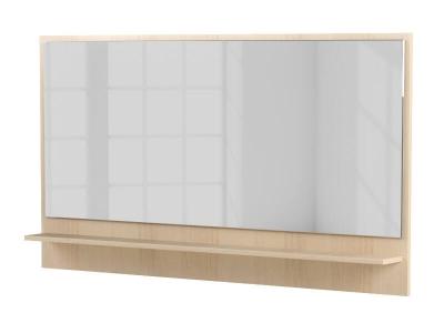 Зеркало на подложке тип-2 Карамель