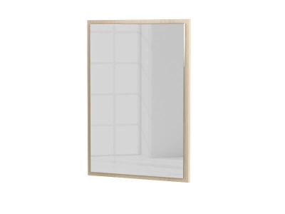 Зеркало на подложке тип-5 ясень коимбра